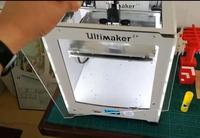 UM2+3D printer Ultimaker2+ acrylic front door|3d printer ultimaker2|3d printer|3d ultimaker2 -
