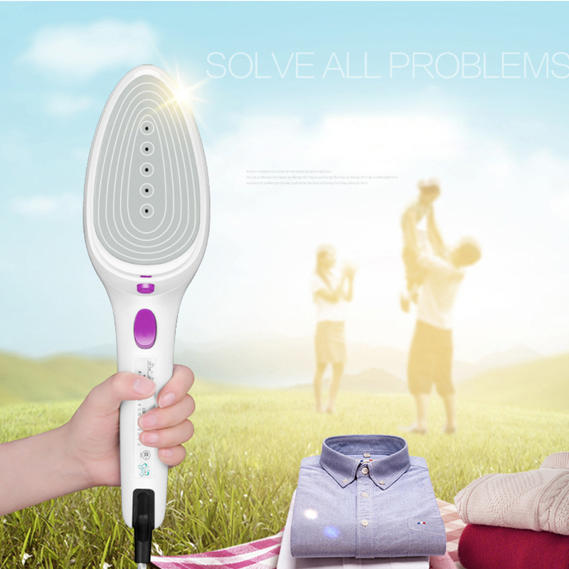 1000W Garment Steamer for Clothes Steam Brush Iron Cleaning Machine Portable Ironing Handheld Vertical Clothes Steamers 220V