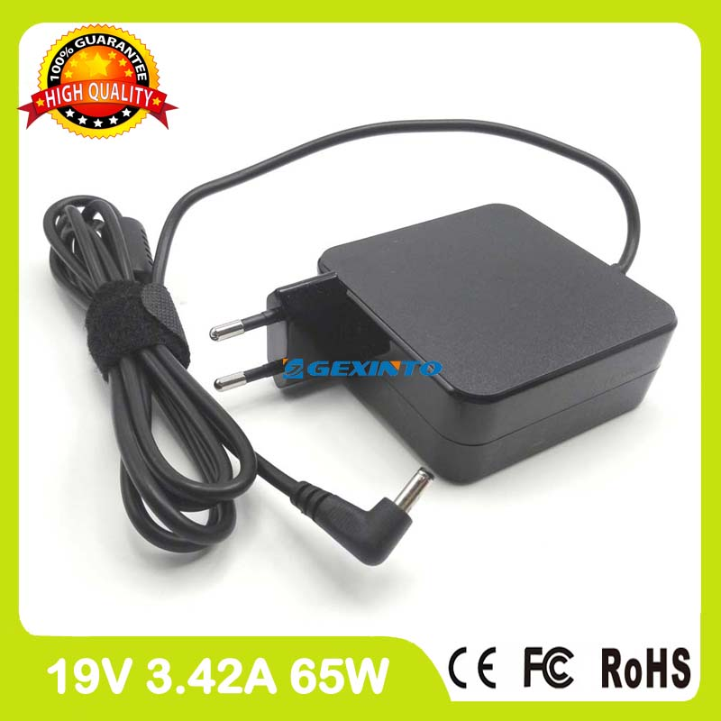 19V 3.42A ac power adapter laptop charger for Asus Asus Vivobook X540LJ X540SC X540YA X556UA X556UB X556UF X556UJ X556UQ EU Plug