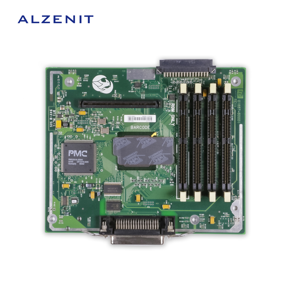 где купить  GZLSPART For HP 5100 HP5100 Original Used Formatter Board Q1857-60001 Printer Parts On Sale  дешево