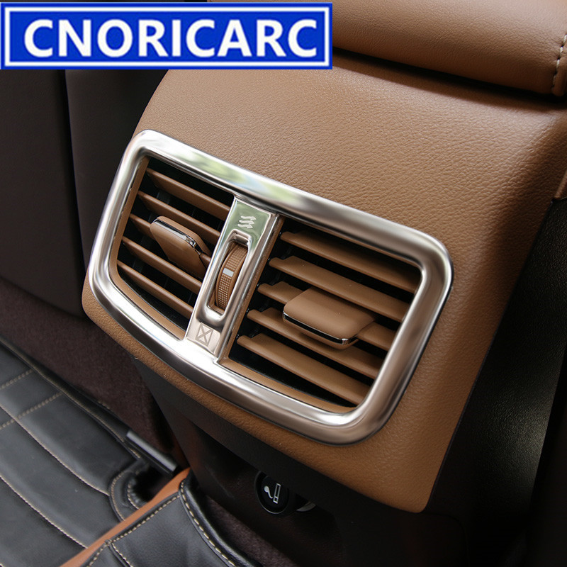 2014 Lexus Es 300h: CNORICARC Stainless Steel Styling Rear Air Conditioner
