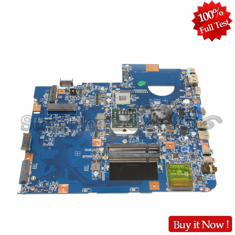 NOKOTION 48.4FN01.0SB Notebook PC Main Board For Acer Asipre 5542 Laptop Motherboard HD4500 DDR2 laptop motherboard for acer asipre m3 581t nbry811004 jm50 i3 2367m hm77 gma hd 3000 ddr3