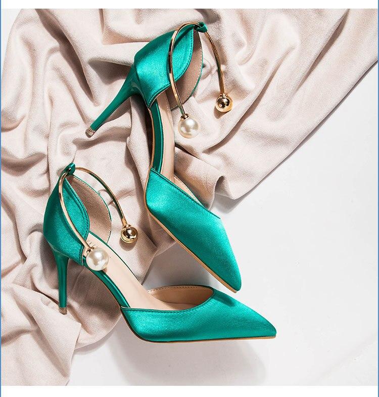 2019 nueva llegada tacones cuadrados mujeres bombas verano negro tacón bajo de calidad superior zapatos de weeding de color azul-in Zapatos de tacón de mujer from zapatos    1