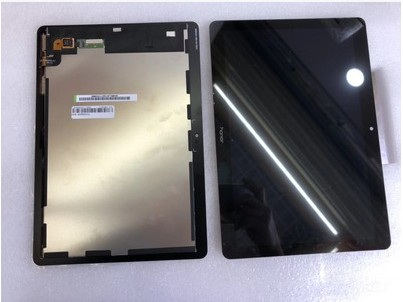 For Huawei MediaPad T3 10 AGS-L09 AGS-L03 LCD Display Matrix with Touch Screen Digitizer Sensor Assembly Replacement srjtek 8 inch lcd for huawei tablet t1 821l lcd display digitizer sensor replacement lcd screen 100% tested