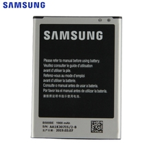 Original Replacement Battery For Samsung Galaxy S4 Mini NFC Project J i9192 i9195 i9198 i9190 4 Pin B500AE B500BE 1900mAh