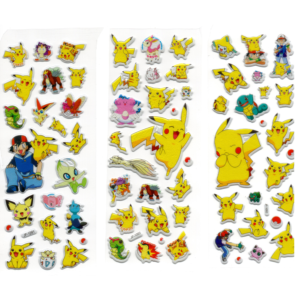 sticker notebook picture - more detailed picture about 3 sheets
