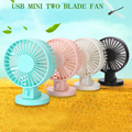 2pcs/lot Mini Air Conditioner for Car Fan Electrical Appliances Car-styling Portable Car Air Conditioner Condition for Car Fan