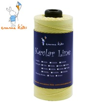 500ft / 1000ft 100lb-2000lb Strong Kevlar Braided Line Kite Line Outdoor Fishing Line Beach Kite Flying String Camping Cord