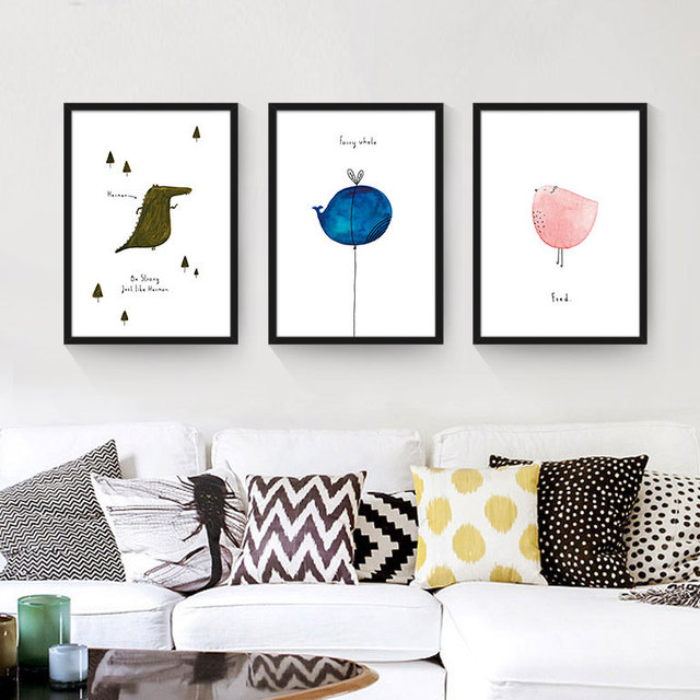 Image Result For Contemporary Wall Paintings Living Room