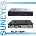 SunEyes P2P 4ch/8ch Rede NVR Gravador de Vídeo HD 720 P/1080 P ONVIF 1080 P Saída HDMI 1U SP-NVR-E04/SP-NVR-E08