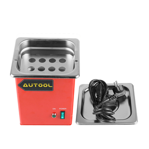 Image 5 - AUTOOL MCT100 Ultrasonic Car Fuel Injector Cleaning Machine Cleaner 1000ML Injector Spark Plug For LAUNCH CNC602A CT200 220v