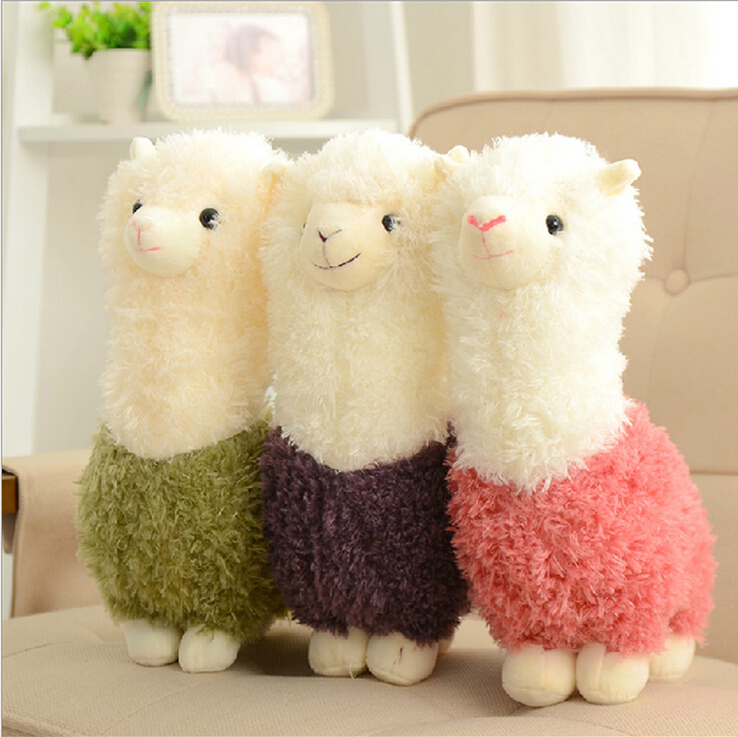 Sheep Plush Toy Hot cartoon Lovely sheep Room Decoration Fashion creative fill plush toys Child gifts 1pcs 8 20cm