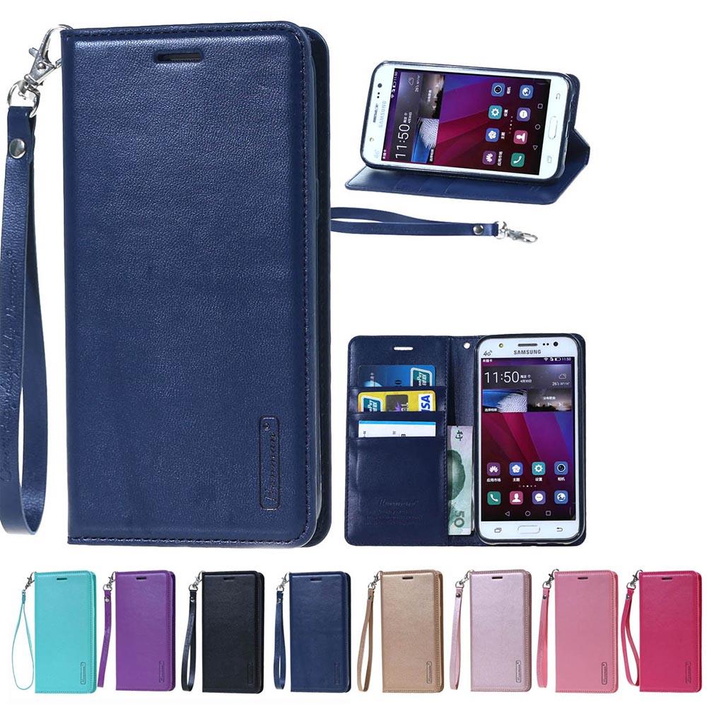 online store af65e 4a0e2 US $6.99 |For Samsung J5 case Genuine PU Leather Wallet Handbag Book Cover  Case For Flip Samsung Galaxy J5 2016 J50f j510 j510f 5.5