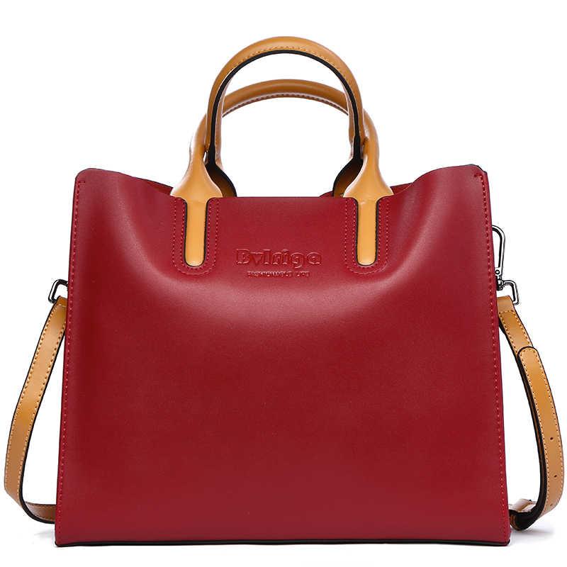a1ef7060a166 ... Bvlriga Элитный бренд Посланник Креста тела женщины сумка женская сумка  натуральная кожа сумки женские сумки через ...