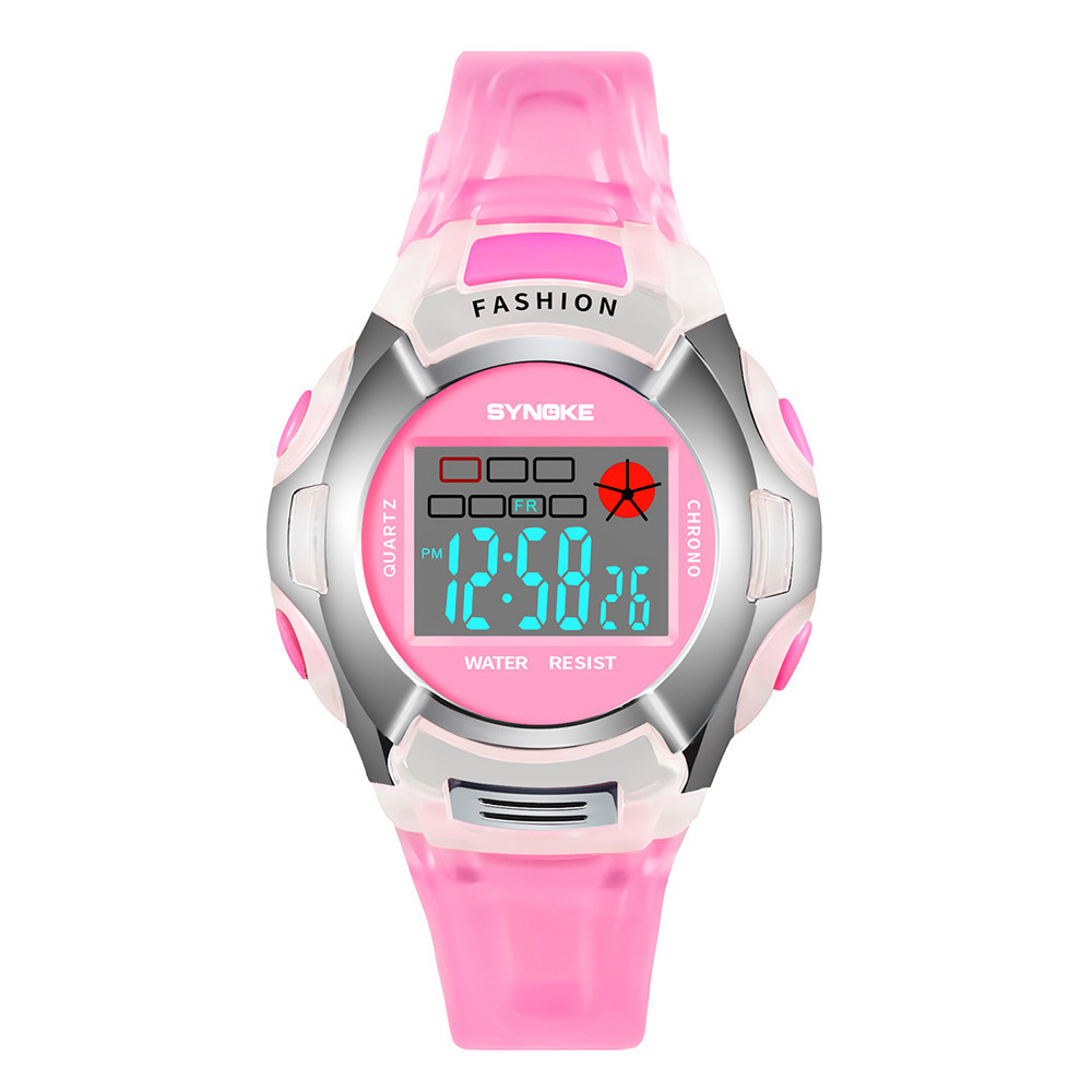 #5001waterproof Children Boys Digital Led Sports Watch Kids Alarm Date Watch Gift Dropshipping New Arrival Freeshipping Hot Sale Back To Search Resultswatches