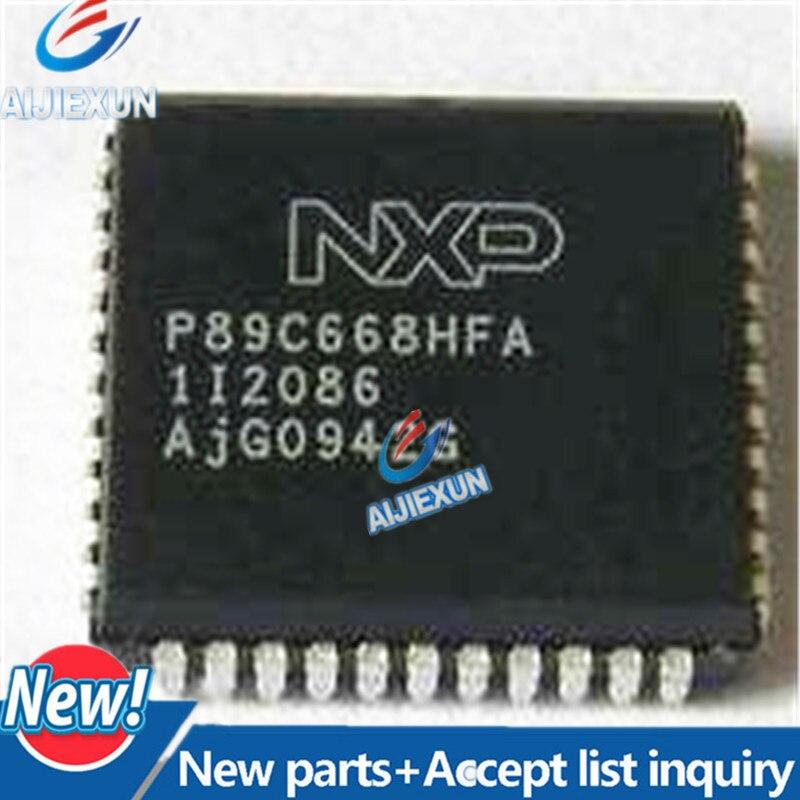 50 Pcs 100% Yeni ve orijinal p89c668 PLCC stok50 Pcs 100% Yeni ve orijinal p89c668 PLCC stok