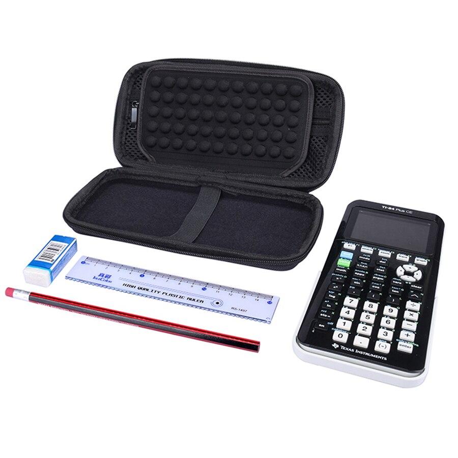 Unterhaltungselektronik Taschen Herrlich Eva Fest Tragen Fall Tasche Für Texas Instruments Ti-84 Plus Ce Für Casio Graphen Finanz Rechner Reise Lagerung Beutel Box Schrumpffrei