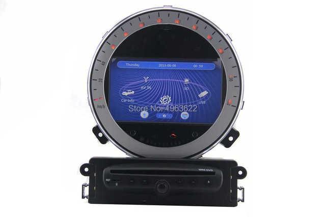 Car Audio System For Bmw Mini Cooper S R56 Car Radio Bluetooth Audio