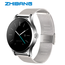 2017 ZHIBANG K88 Bluetooth Smart Watch sport Health Smartwatch Heart for apple and android phone Huawei Samsung smart watch