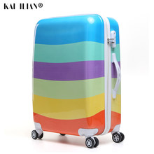 Maleta giratoria de viaje para hombre y mujer, maleta con ruedas de 20/22/24/26 pulgadas, maleta con ruedas