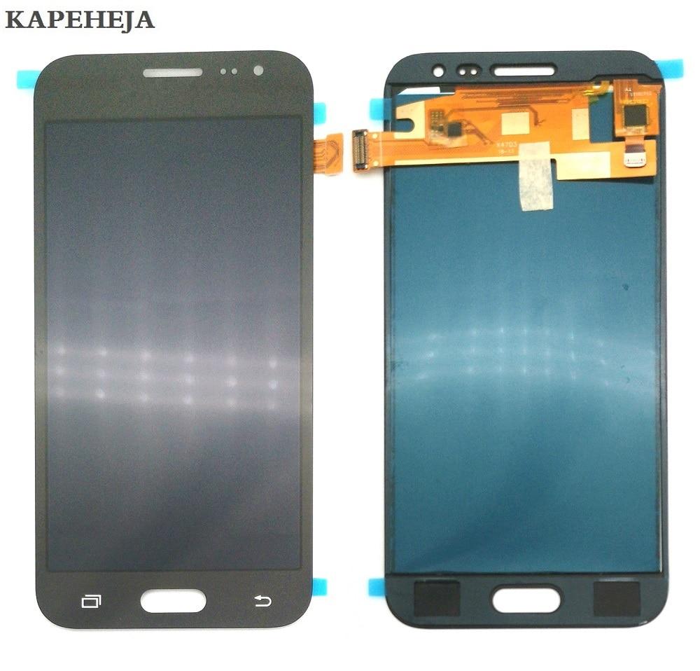 Can adjust brightness LCD For Samsung Galaxy J2 2015 J200 J200F J200Y J200G LCD Display Touch Screen Digitizer Assembly