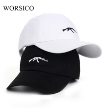 High Quality Autumn Baseball Cap Men Fashion 2017 Ak47 Men Snapback Hip hop Cap Curve visor Hat casquette de marque
