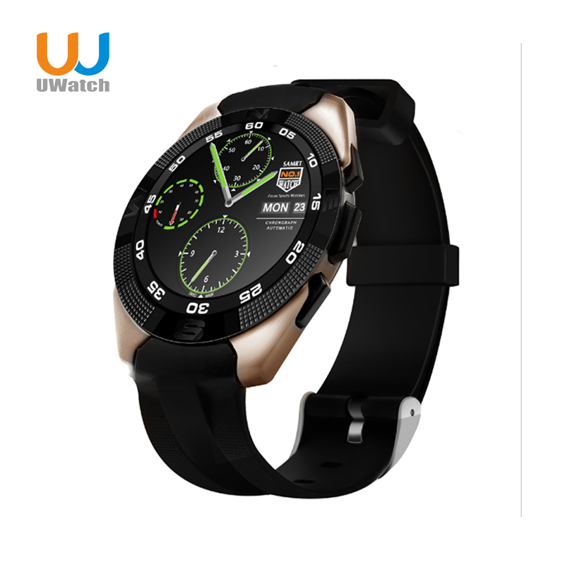 ФОТО NO.1 G5 Smart Watch Touch Screen Heart Rate Monitor Fitness TrackerSupport Multi-Language Support IOS Android Smartphone PK K88H