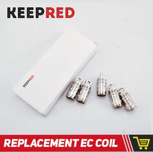 KEEPRED EC Coil 0.3ohm 0.5ohm Replacement Coil for IJUST 2 Melo3 Mini EC Coil Atomizer Tank E Cigarette Accessories Vape Core(China)