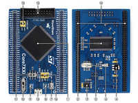STM32 Core Board Core746I Designed For STM32F746IGT6 With Full IO Expander 1024kB Flash Onboard 64M Bit