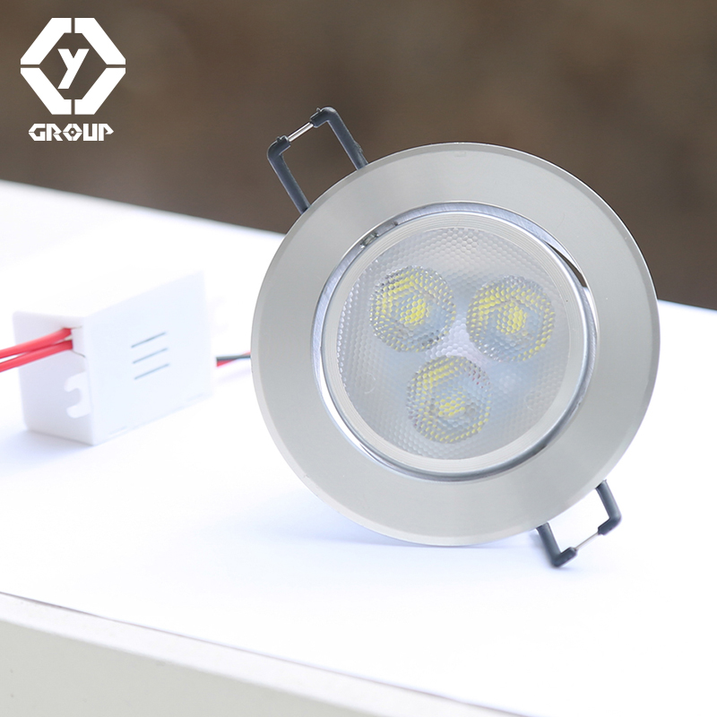OYGROUP Modern LED Ceiling Light round Indoor LED down light Ceiling Lamp creative personality study dining room 4W#OY16CT0