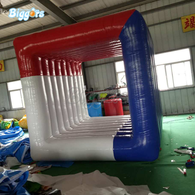 Inflatable flip it sport game inflatable interactive game game inflatable cylinder gymex happy baby 121009