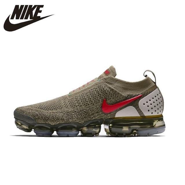 9964bd5bcf4ec NIKE Air VaporMax FK Moc 2 Mens And Womens Running Shoes Super Light  Support Sports Sneakers For Men And Women Shoes-in Running Shoes from Sports  ...
