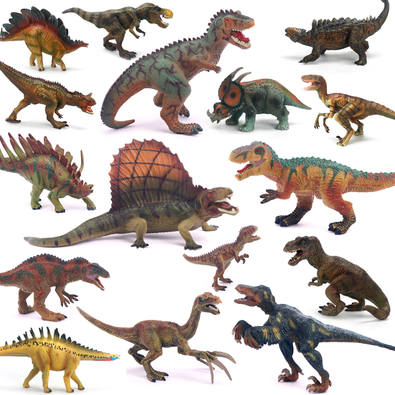 Sale!! Jurassic World Park Red Imperial Tyrannosaurus Rex Dinosaur figure Giganotosaurus Seismosaurus Dinosaur Model Toys gift wiben jurassic giganotosaurus dinosaur toys action figure animal model collection learning