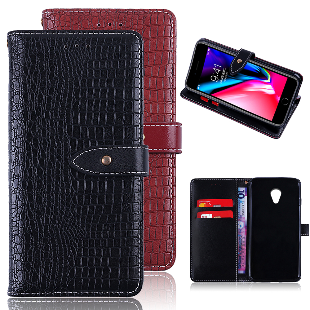 UTOPER Case For HomTom HT7 Luxury Wallet Case Hold PU Leather Flip Case For HomTom HT17  ...