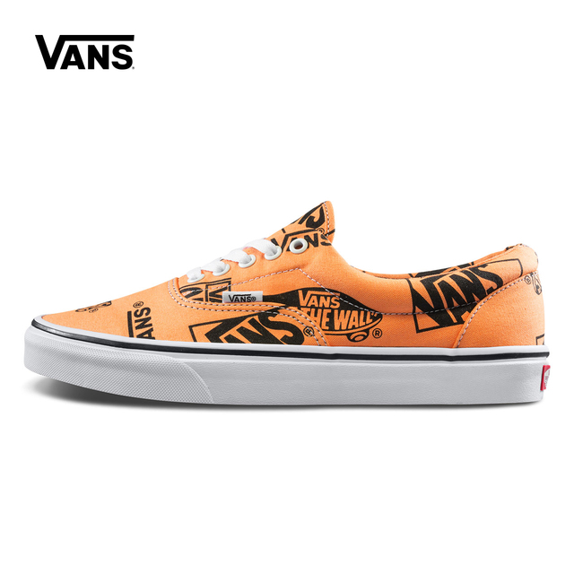 d0bf94dd47e3 Original New Arrival Vans Men's & Women's Classic ERA Low-top Skateboarding  Shoes Sport Sneakers Canvas Comfortable VN0A38FRU8K