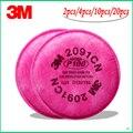 10cs = 5 упаковок  3 м 2091 сажевый фильтр P100 для 6000  7000 серия респираторов