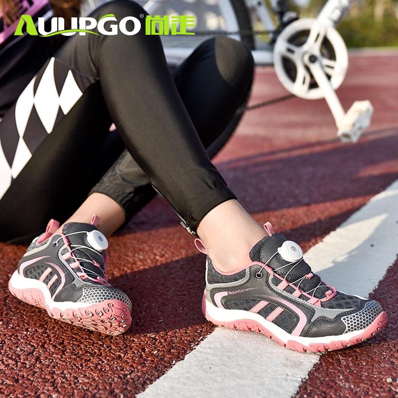 AUUPGO new non-locking cycling shoes road bike mtb shoes mountain bike shoe men women leisure cycling ultralight breathable