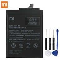 Substituição Da Bateria Original Para Xiaomi Redmi 4 Pro Prime 3G RAM 4 32G ROM Edição 4 Redrice Hongmi BN40 Genuine Bateria 4100 mAh