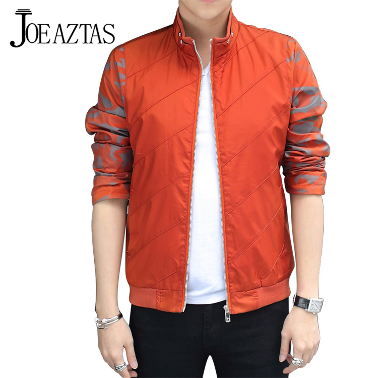 Orange Jackets For Men - My Jacket
