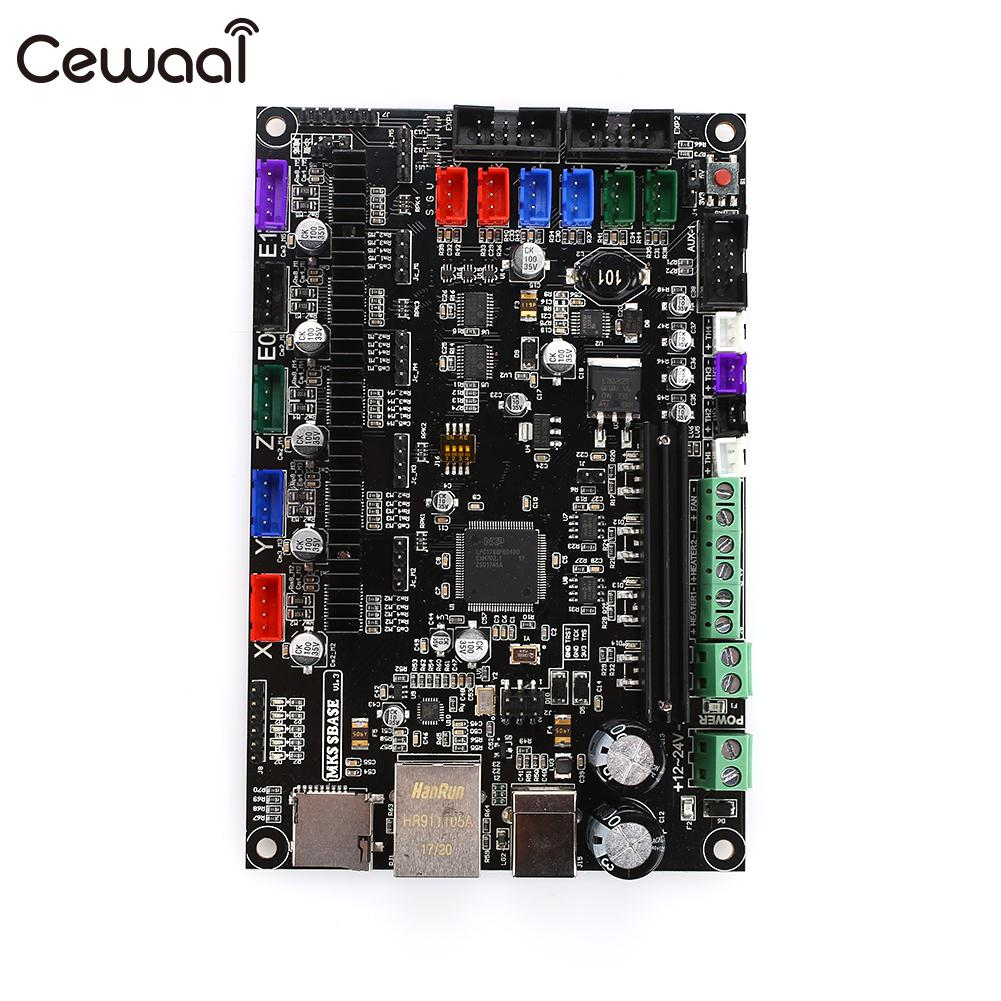 все цены на Durable Full Color Touch Screen 3d Printer MKS SBASE V1.3 Display Screen Accessories Exquisite Motherboard Display онлайн