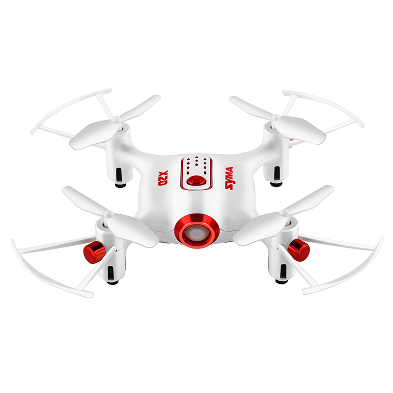 SYMA X20 Mini Remote Control Aircraft Small Quadcopter UAV Children Toys