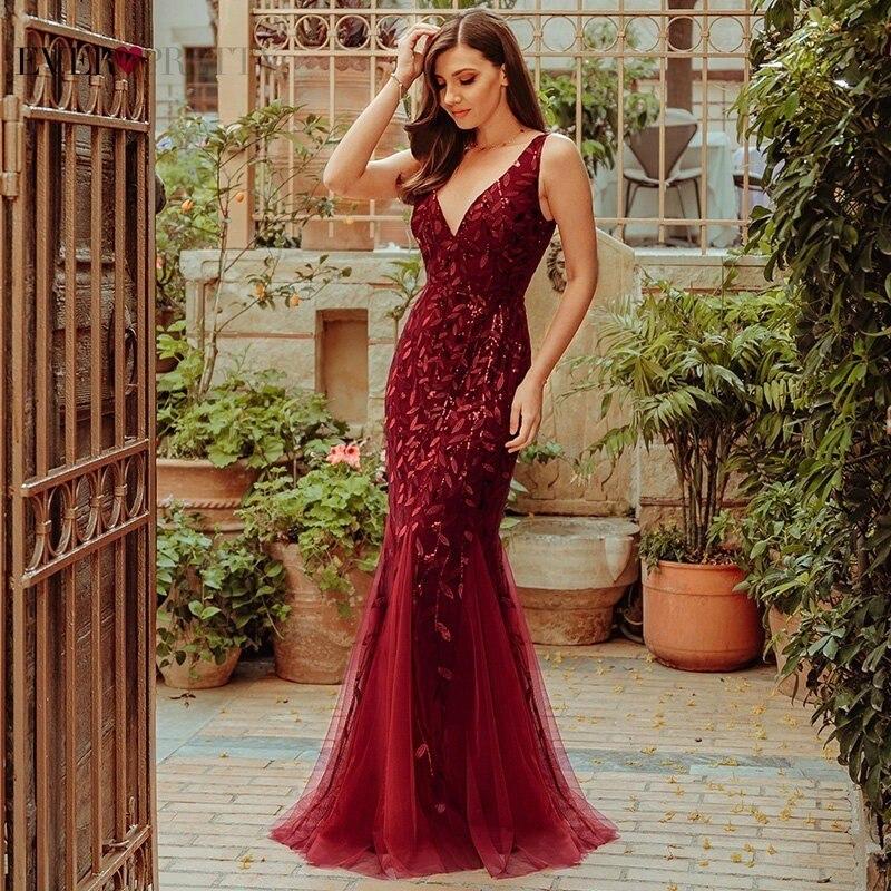 Elegant Dresses Mermaid discount