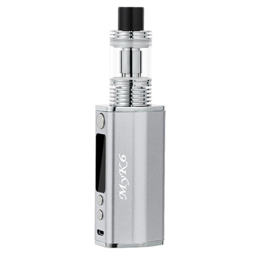 Original snoop dogg MYK6 80W electronic cigarette vaporizer kit ...