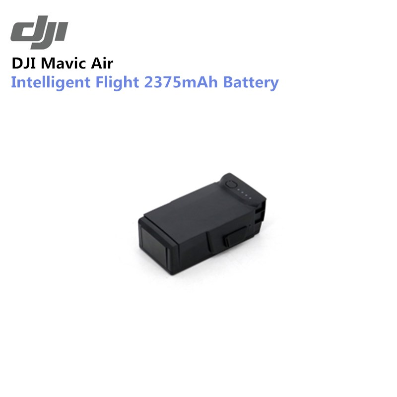 DJI Mavic Air Battery Intelligent Flight 2375mAh Battery For DJI RC drone Battery dji dji mavic air accessories battery зарядное устройство po converter