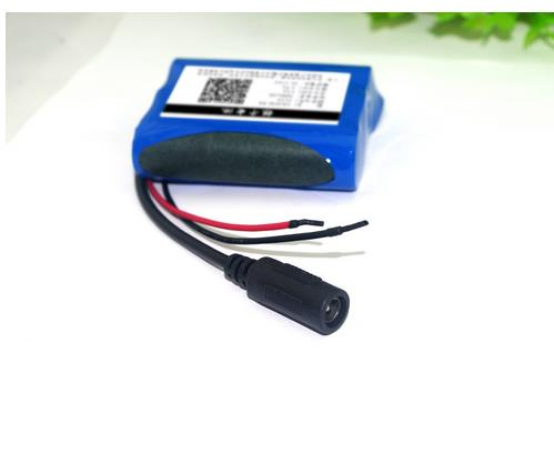 12 V 2600 mAh Rechargeable battery pack 18650 batteries lithium-ion Battery 12.6
