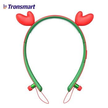 Tronsmart Encore Wink Bluetooth наушники Bluetooth гарнитура Беспроводной наушники с светодиодный свет для игр