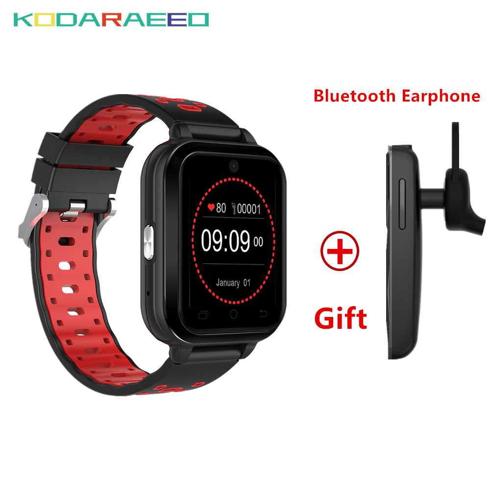 Q1 Pro Smart Watch MTK6737 Quad Core Android 6.0 4G 1GB/8GB SmartWatch Phone Heart Rate Sim Card Support Replaceable Strap maxinrytec 4g smart watch dm18 android 6 0 mtk6737 quad core 1gb 16gb gps wifi smartwatch phone heart rate sim card pk dm368 h5