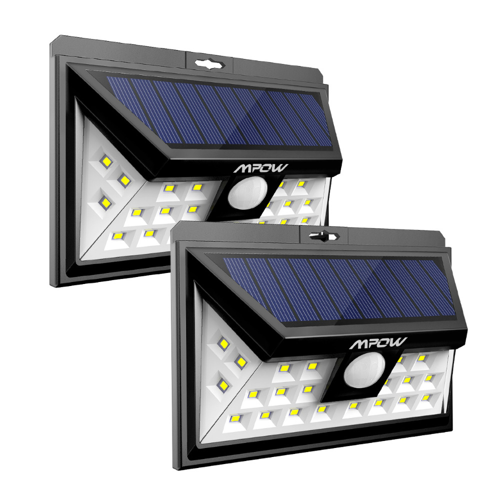 MPOW 24 LED Solar Light (11)