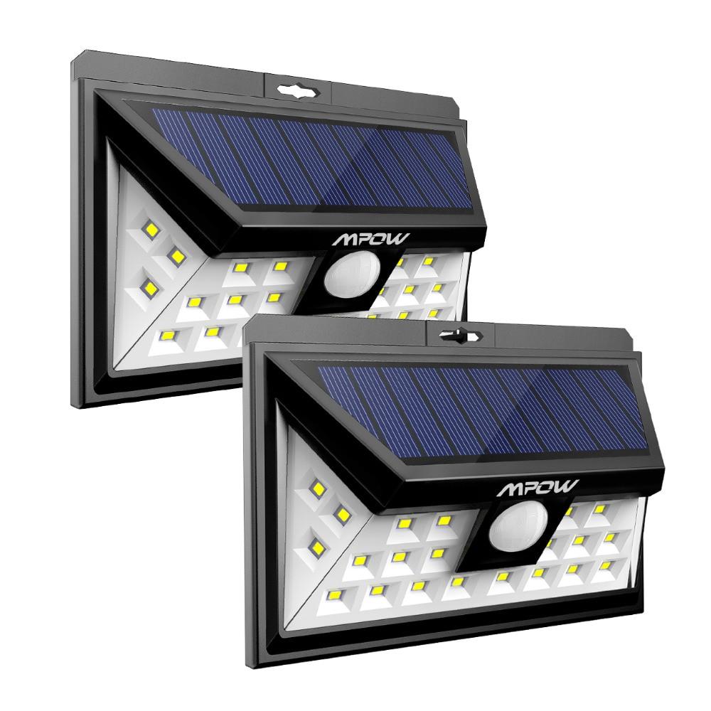 MPOW 24 LED Solar Light (11)