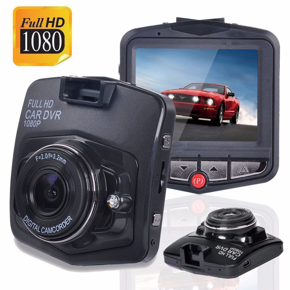 New gift Full HD 1080P Car DVR mini Vehicle Dash Camera Cam Recorder Video Registrator Parking Recorder G-sensor Dash Cam gt2000 auto registrator 3 inch full hd 1080p dash cam car dvr 170 degree h 264 video g sensor video recorder camera
